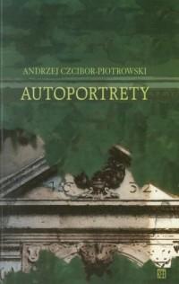 Autoportrety - okładka książki