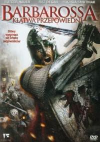 Barbarossa (DVD) - okładka filmu