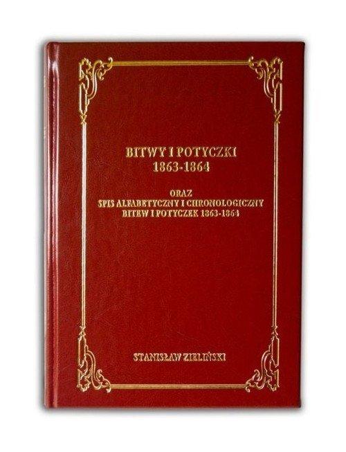 Bitwy i potyczki 1863-1864. Na - zdjęcie reprintu, mapy