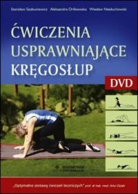 Ćwiczenia usprawniające kręgosłup - okładka filmu