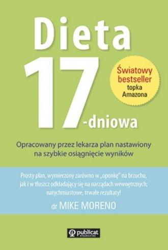 Dieta 17-dniowa - okładka książki
