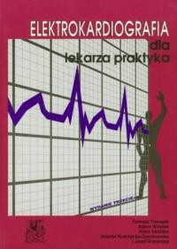 Elektrokardiografia dla lekarza praktyka - okładka książki