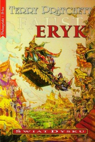 Eryk - okładka książki