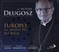 Europo, nie możesz żyć bez Boga - pudełko audiobooku
