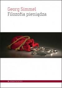 Filozofia pieniądza - okładka książki