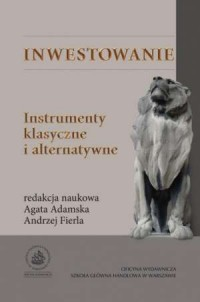 Inwestowanie - okładka książki
