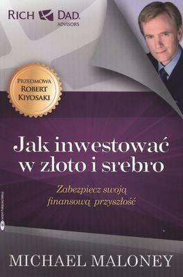Jak inwestować w złoto i srebro - okładka książki