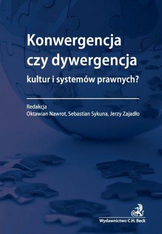 Konwergencja czy dywergencja kultur - okładka książki