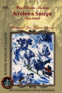Królowa Śniegu i inne baśnie - okładka książki