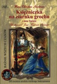 Księżniczka na ziarnku grochu i inne baśnie - okładka książki