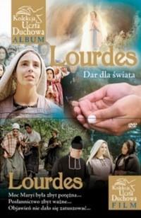 Lourdes. Dar dla świata (DVD) - okładka książki