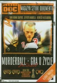 Murderball. Gra o życie (DVD) - okładka filmu