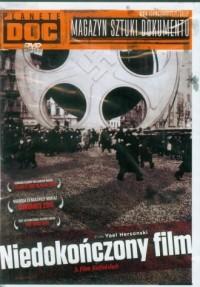 Niedokończony film (DVD) - okładka filmu