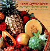 Owoce egzotyczne - okładka książki