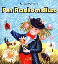 Pan Przekorneliusz - okładka książki
