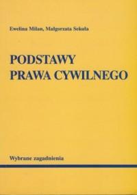 Podstawy prawa cywilnego - okładka książki