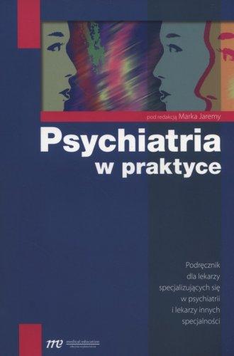 Psychiatria w praktyce - okładka książki