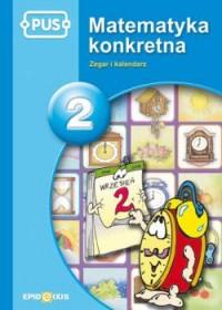 PUS. Matematyka konkretna 2 - okładka podręcznika