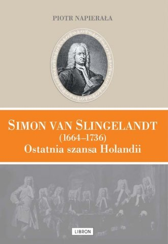 Simon van Slingelandt 1664-1736. - okładka książki