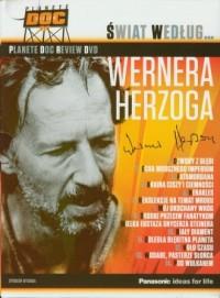 Świat według Wernera Herzoga (DVD) - okładka filmu