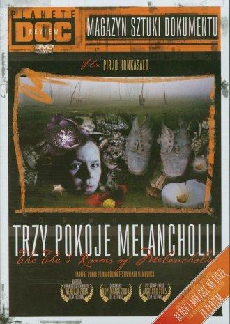 Trzy Pokoje Melancholii (DVD) - okładka filmu