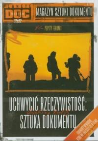 Uchwycić rzeczywistość (DVD) - okładka filmu