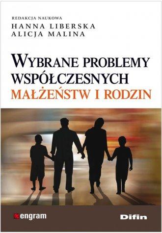 Wybrane problemy współczesnych - okładka książki