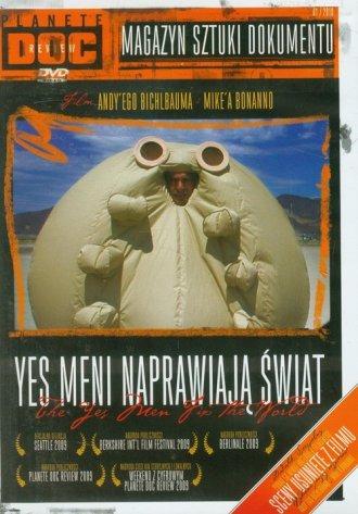 Yes-Meni Naprawiają Świat (DVD) - okładka filmu