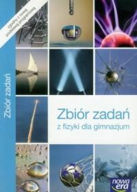 Zbiór zadań z fizyki. Gimnazjum - okładka podręcznika