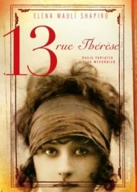 13 rue Therese - okładka książki