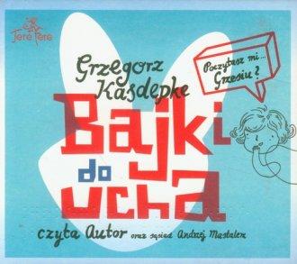 Bajki dla ucha (CD) - pudełko audiobooku