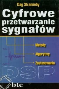 Cyfrowe przetwarzanie sygnałów - okładka książki
