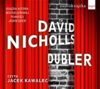 Dubler (CD) - pudełko audiobooku