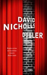 Dubler - okładka książki