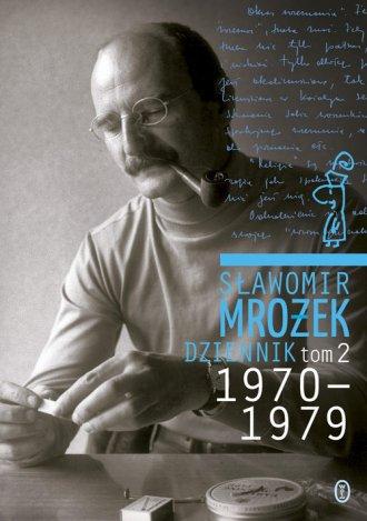 Dziennik. Tom 2 1970-1979 - okładka książki