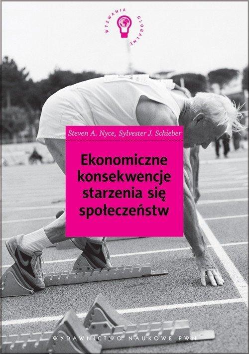 Ekonomiczne konsekwencje starzenia - okładka książki
