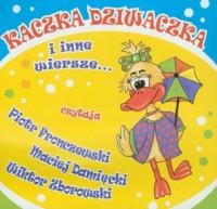 Kaczka-dziwaczka i inne wiersze (CD) - pudełko audiobooku