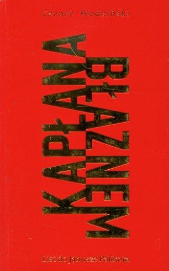 Kapłana błaznem - okładka książki