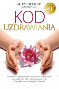 Kod uzdrawiania - okładka książki