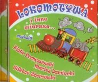 Lokomotywa i inne wiersze (CD) - pudełko audiobooku
