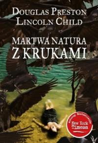 Martwa natura z krukami - okładka książki