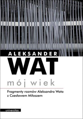 Mój Wiek. Fragmenty rozmów Aleksandra - pudełko audiobooku