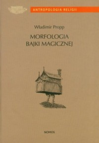 Morfologia bajki magicznej - Władimir - okładka książki