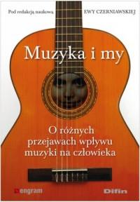 Muzyka i my - okładka książki