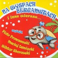 Na Wyspach Bergamutach i inne wiersze (CD) - pudełko audiobooku