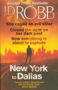 New York to Dallas - okładka książki