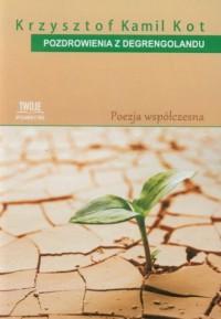 Pozdrowienia z Degrengolandu - okładka książki