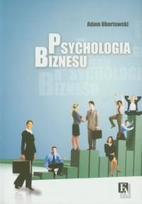Psychologia biznesu - okładka książki
