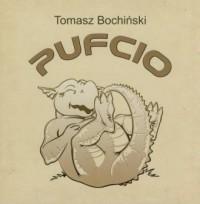Pufcio - okładka książki