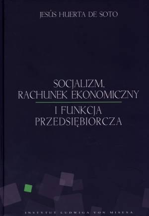 Socjalizm, rachunek ekonomiczny - okładka książki